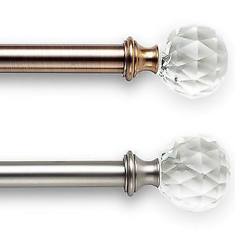 Curtain Rods Raipur, Wooden Steel Metallic Curtain Rods, Glass Curtain ...